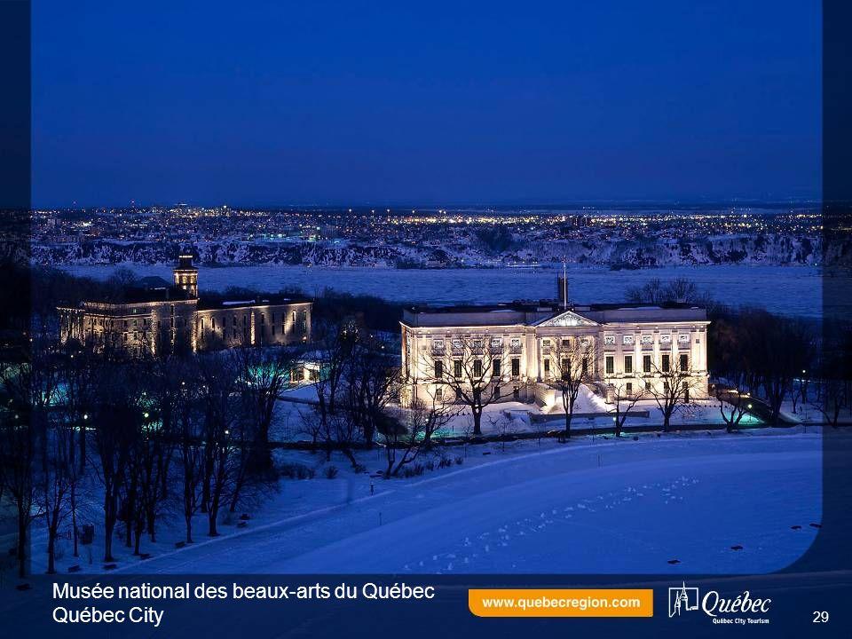 Musée national des beaux-arts du Québec Québec City 29