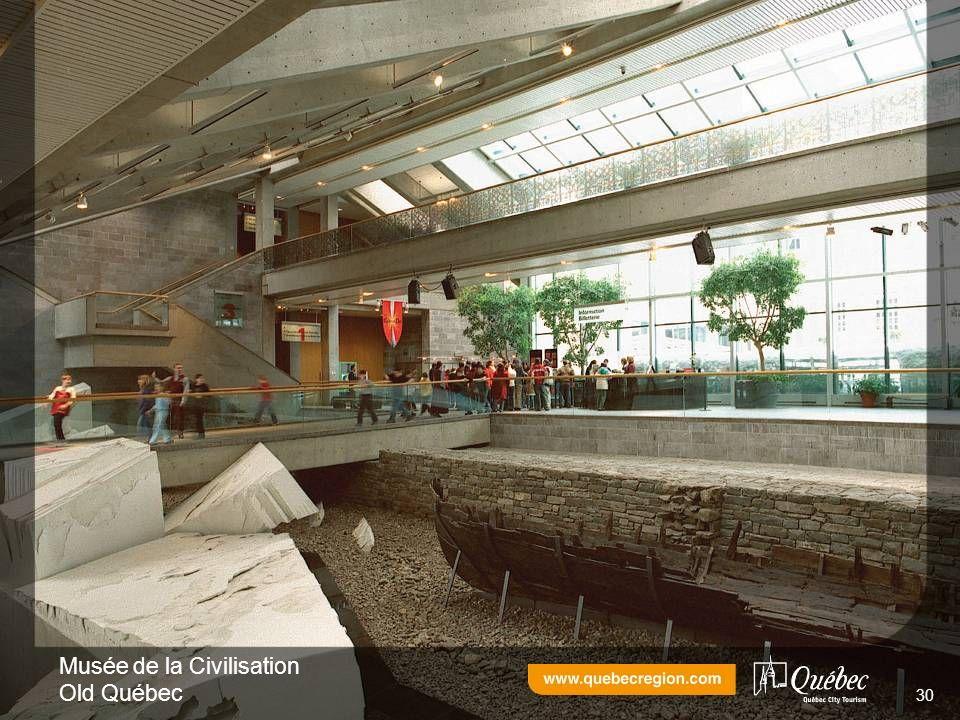 Musée de la Civilisation Old Québec 30