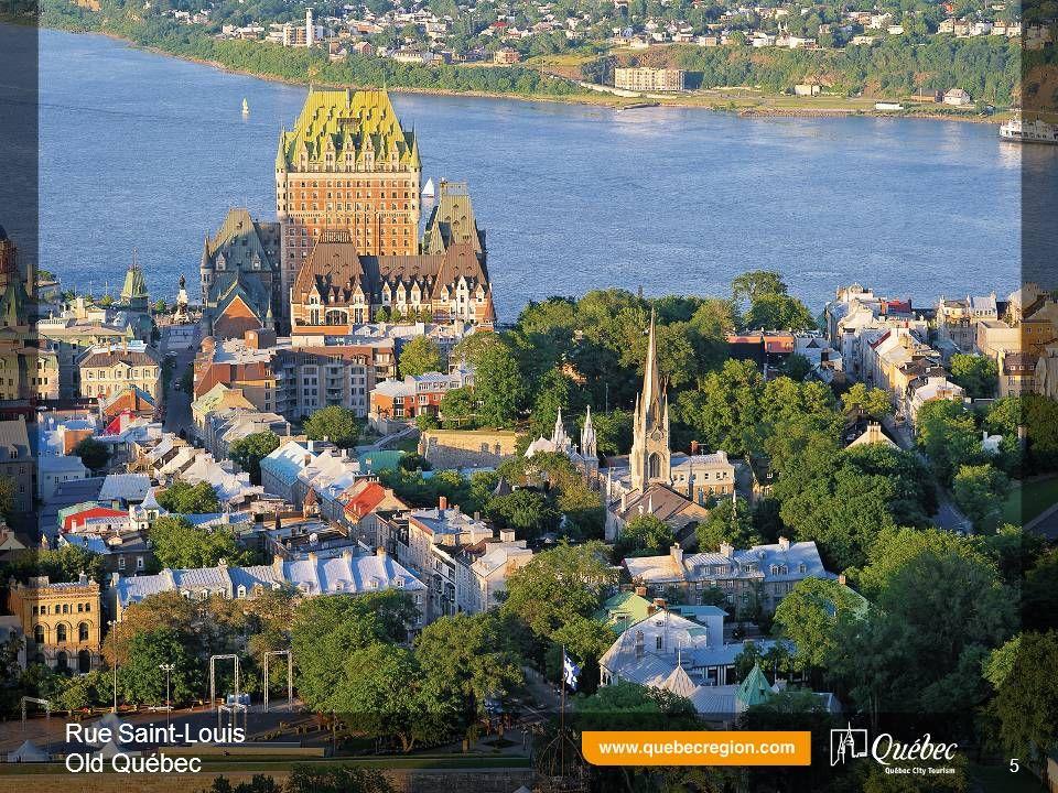 Grande Allée Québec City 26