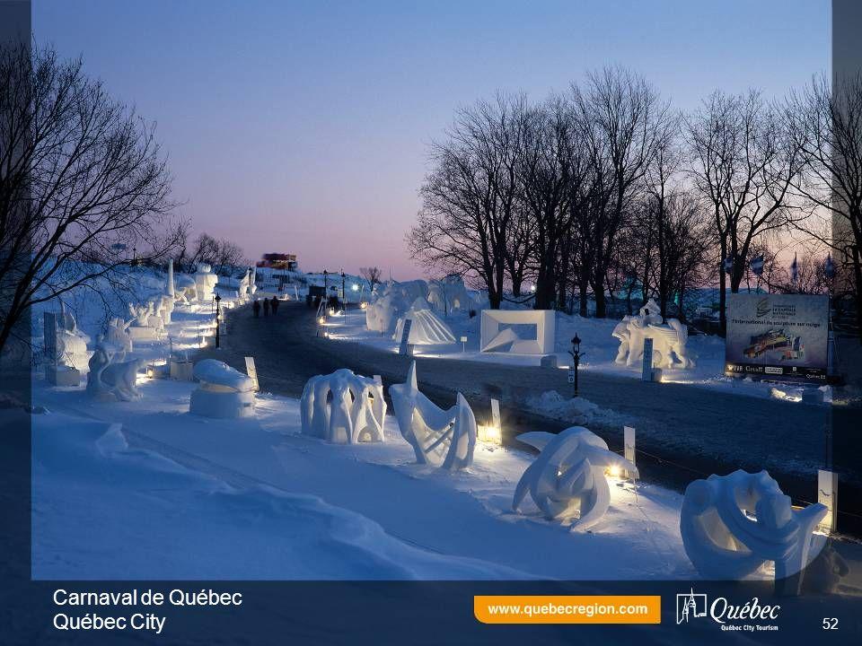 Carnaval de Québec Québec City 52