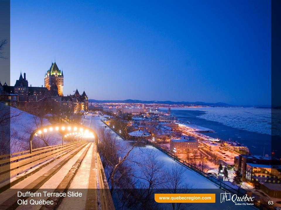 Dufferin Terrace Slide Old Québec 63