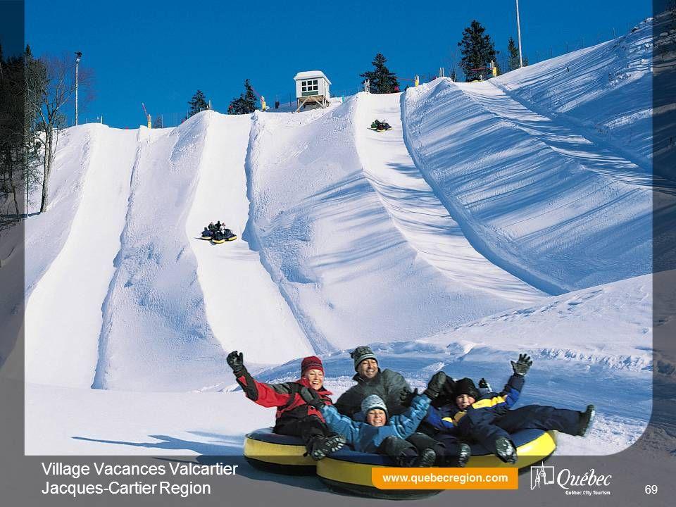 Village Vacances Valcartier Jacques-Cartier Region 69