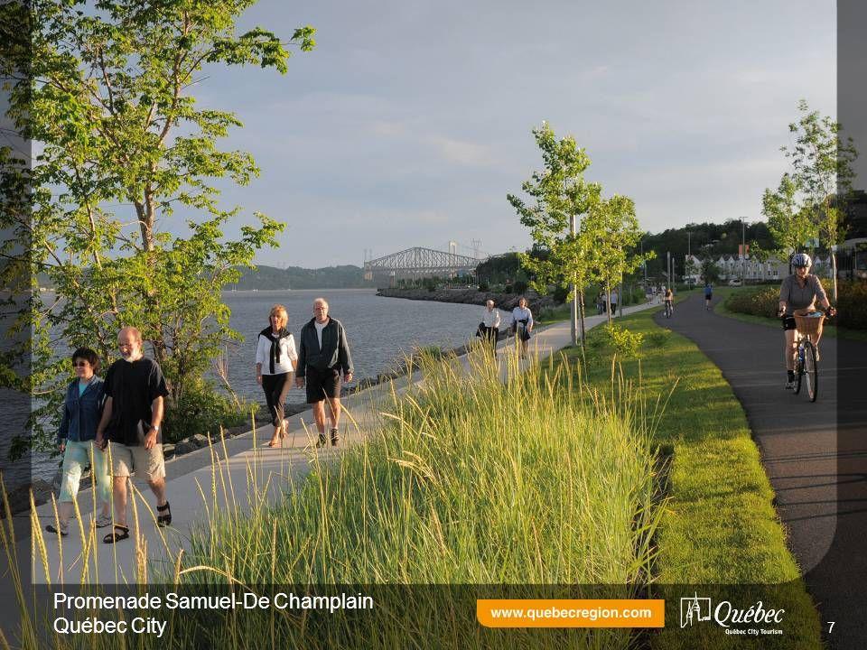 Promenade Samuel-De Champlain Québec City 7