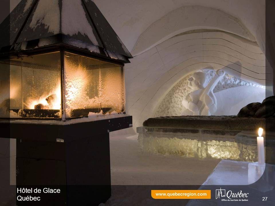 Hôtel de Glace Québec 27