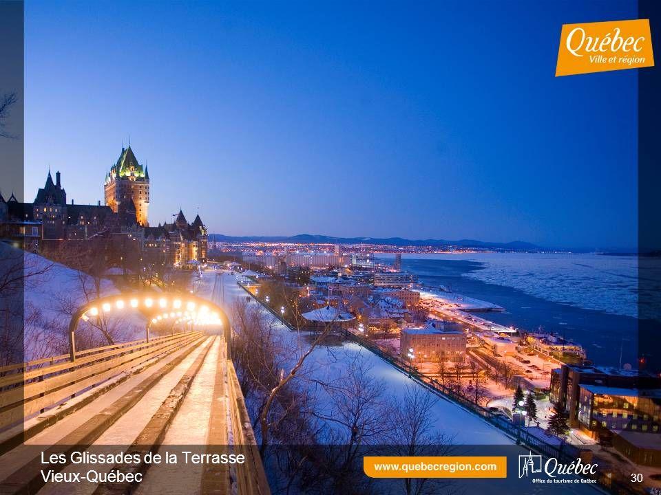 Les Glissades de la Terrasse Vieux-Québec 30