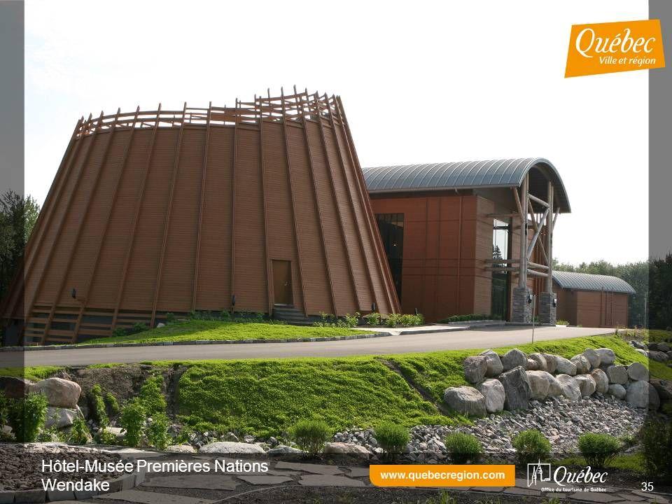 Hôtel-Musée Premières Nations Wendake 35