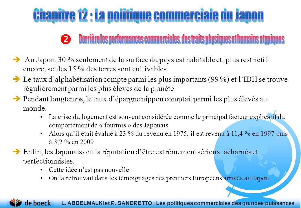 Le Japon a été très longtemps accusé par ses partenaires de pratiquer la prédation par les prix, en maintenant artificiellement bas le niveau de sa monnaie Il nest pas certain que les faits corroborent cette accusation.