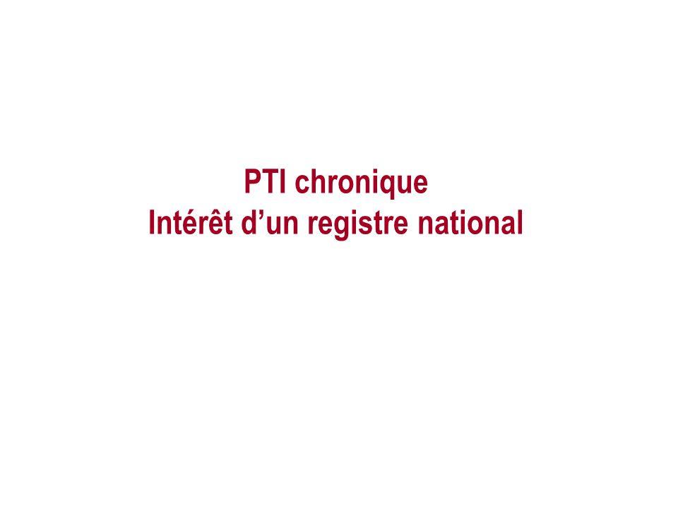 PTI chronique Intérêt dun registre national