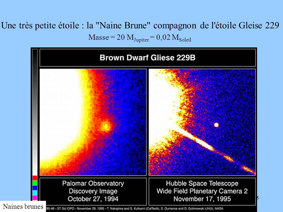 25 gliese22995-48.jpg Une très petite étoile : la