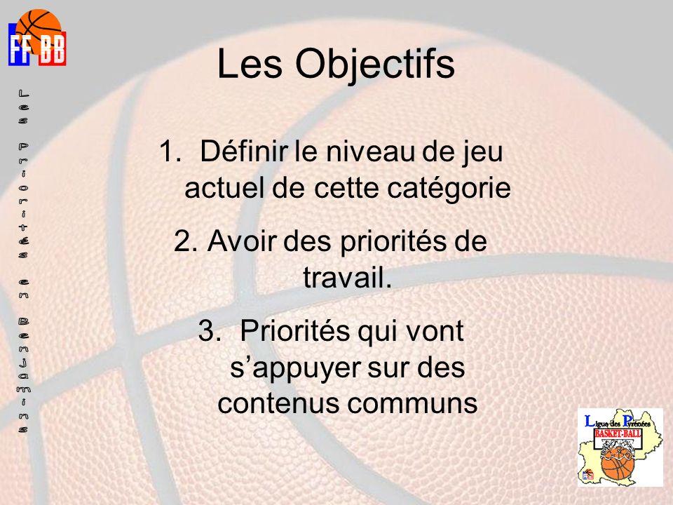 Les Objectifs 1.