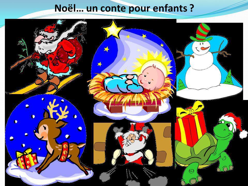 Noël… un conte pour enfants