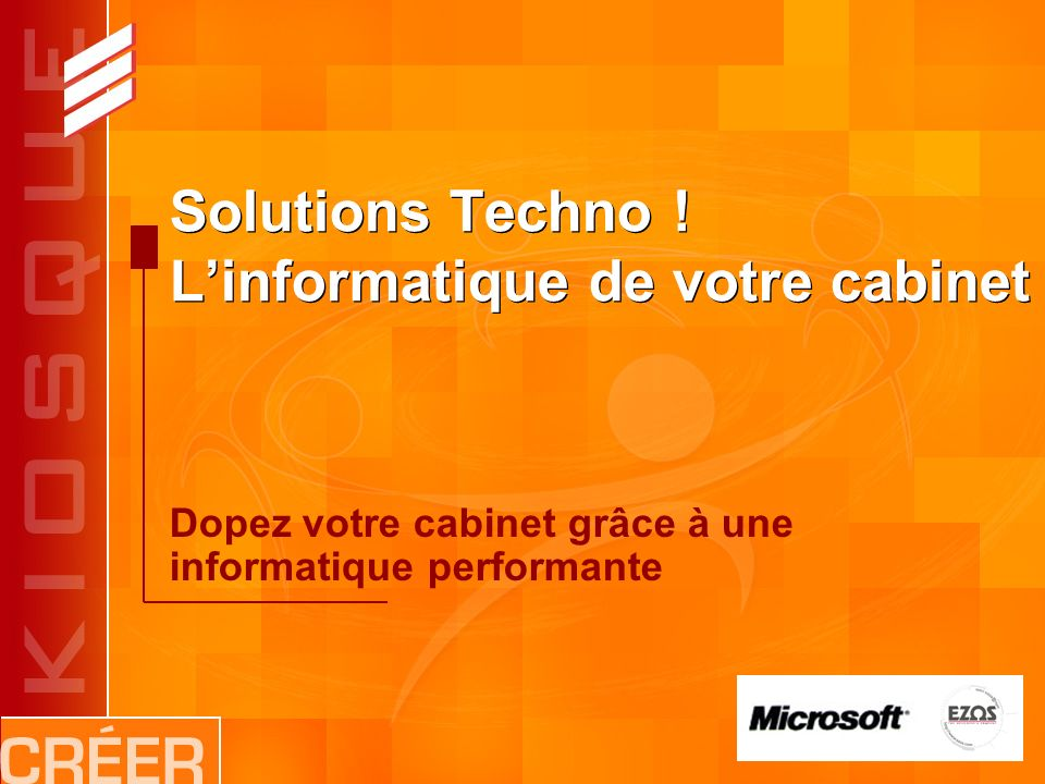 Solutions Techno .