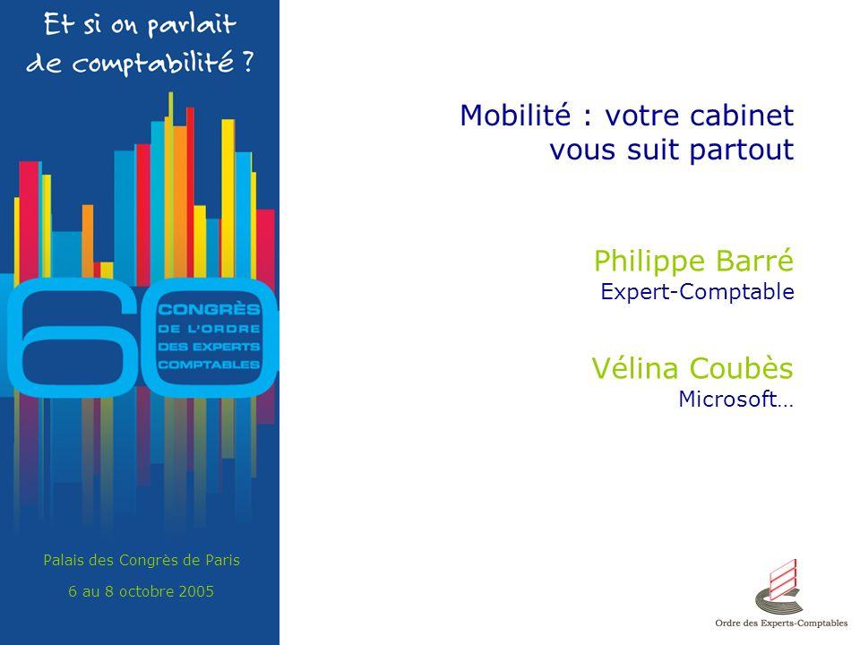 23 Zoom sur… Windows Mobile pour Pocket PC et Pocket PC Phone Edition - Un véritable bureau virtuel mobile.
