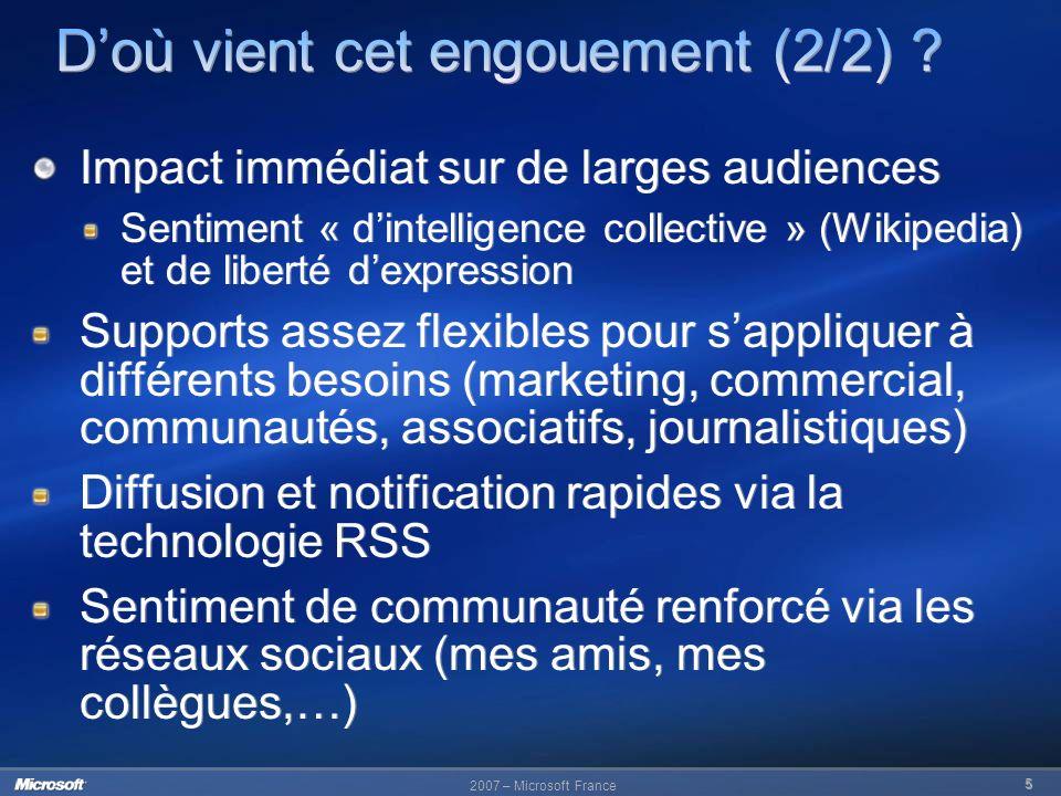 2007 – Microsoft France 16