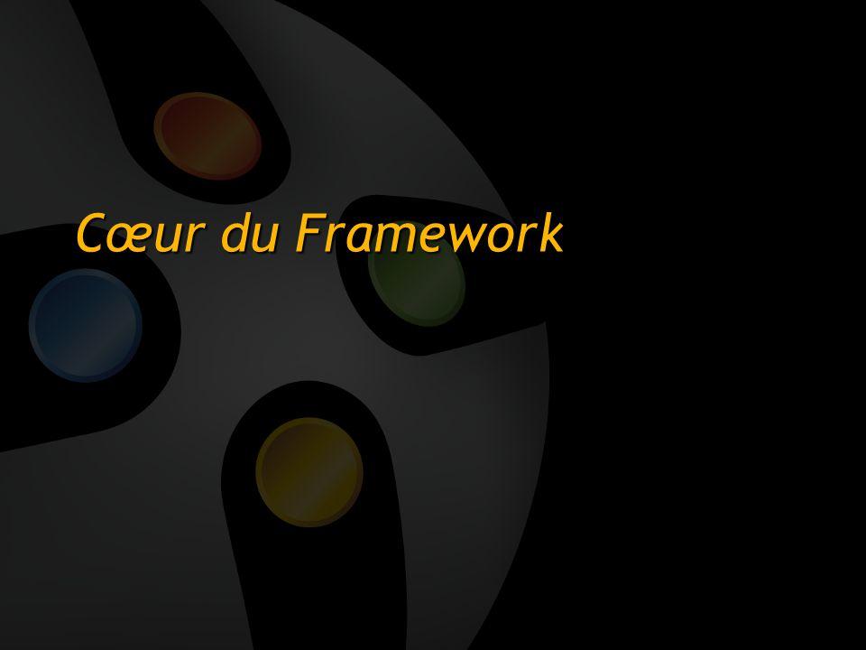 Cœur du Framework