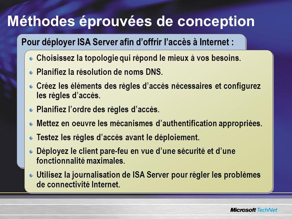 Mise en oeuvre des connexions VPN de site à site Pour activer les connexions VPN de site à site : Choisissez un protocole de tunnellisation.
