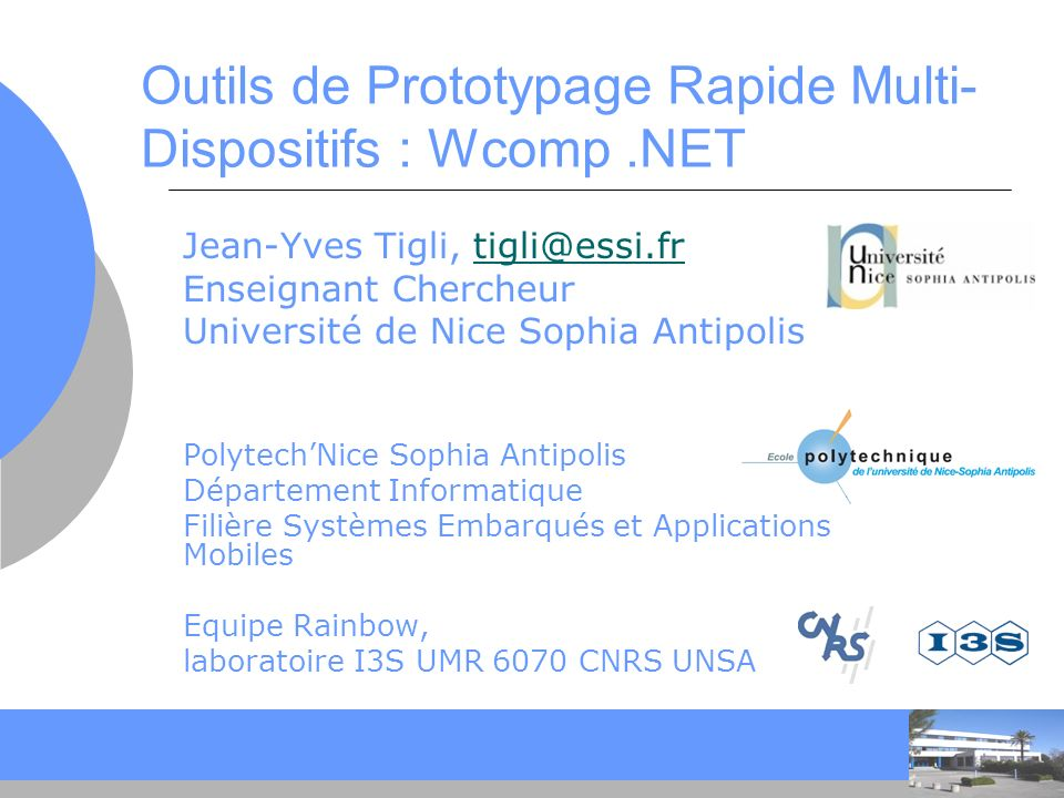CC Dirigeable Wcomp.NET