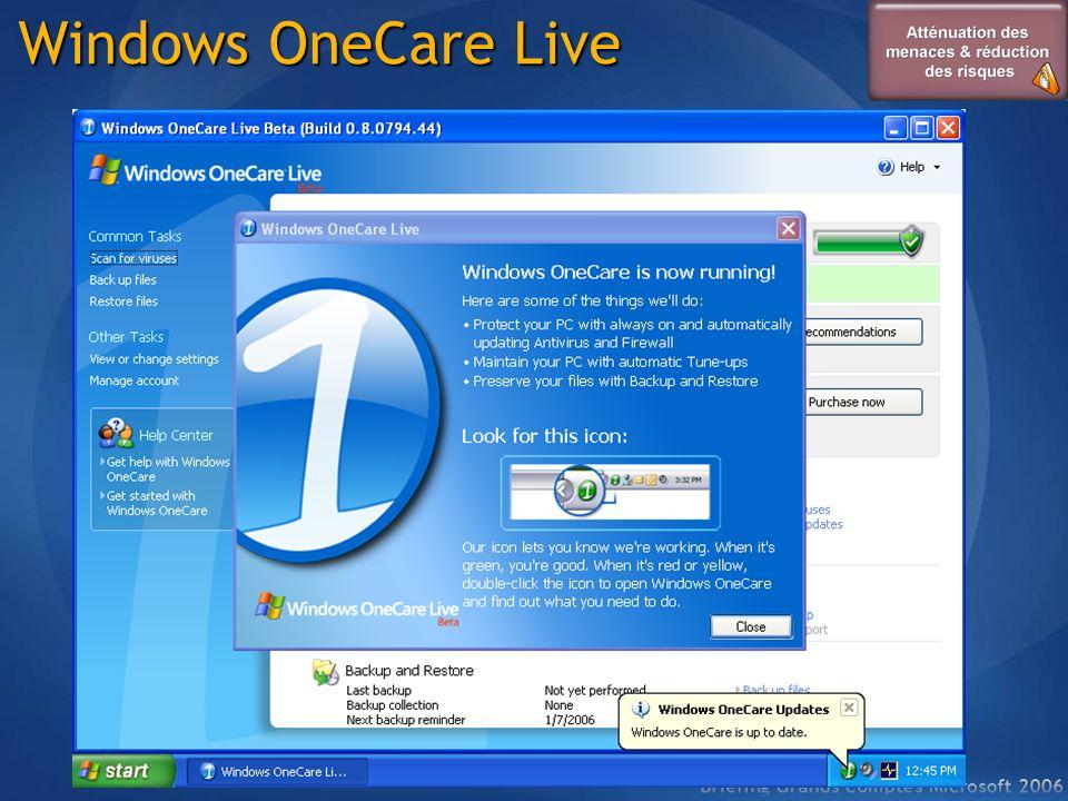 Windows OneCare Live