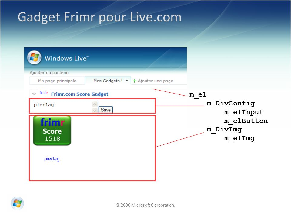 Gadget Frimr pour Live.com m_el m_DivConfig m_elInput m_elButton m_DivImg m_elImg