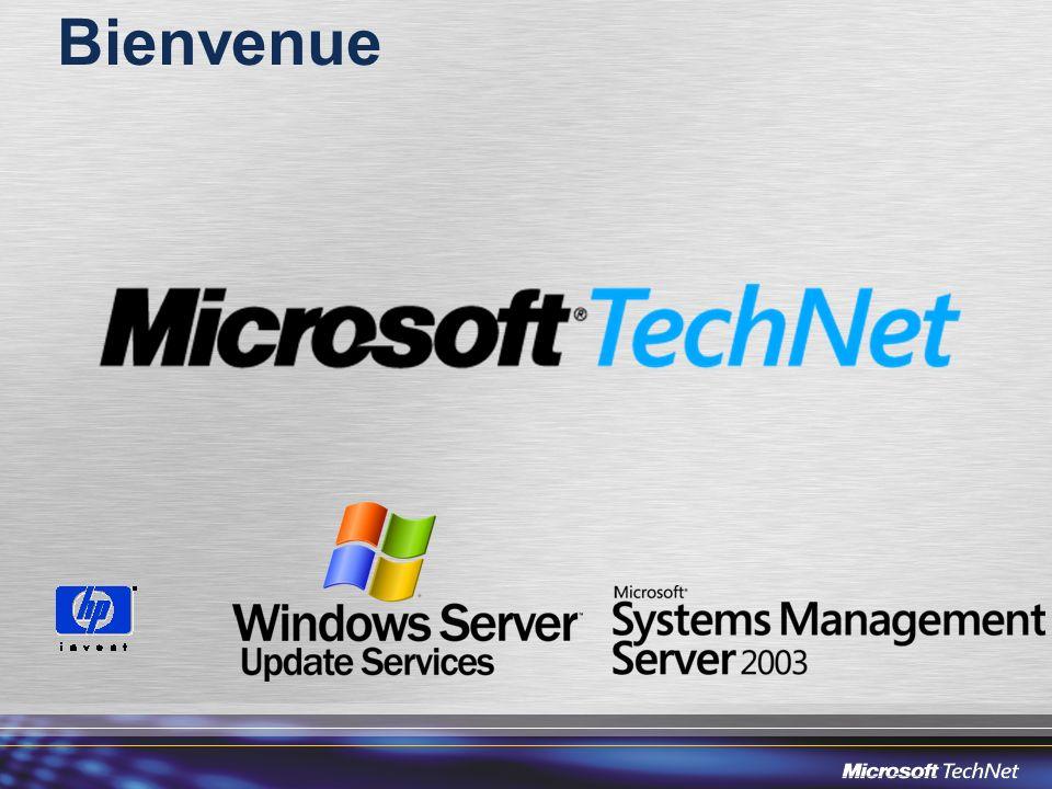 Sommaire Partie 1 : Introduction et rappels Partie 2 : Windows Server Update Services (ex WUS, ex SUS 2.0) Partie 3 : SMS 2003 Partie 4 : Synthèse - comparaison de MU/WSUS/SMS