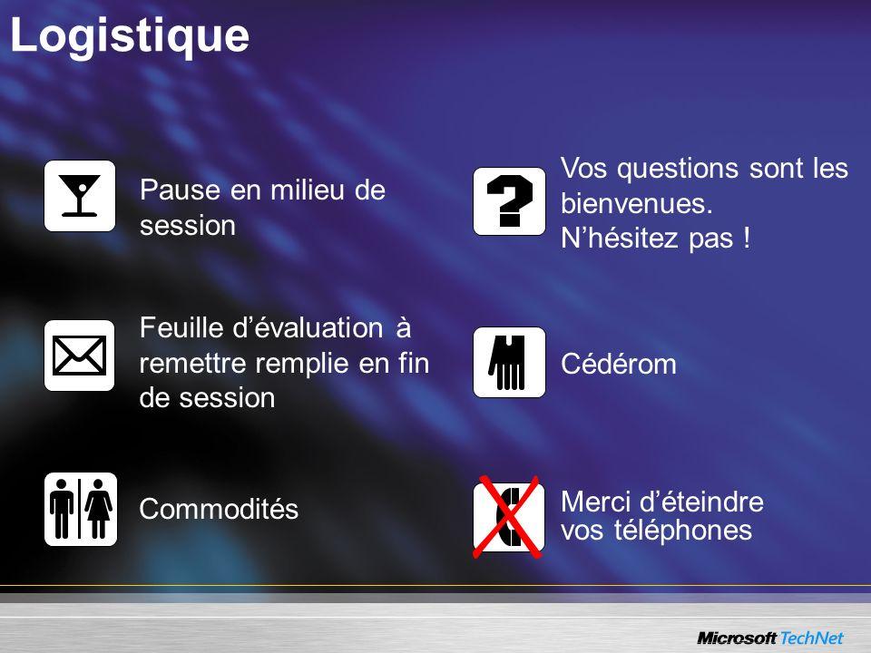 Agenda Partie 1 : Introduction et rappels Partie 2 : Windows Server Update Services Partie 3 : SMS 2003 Partie 4 : Synthèse - comparaison de MU/WSUS/SMS