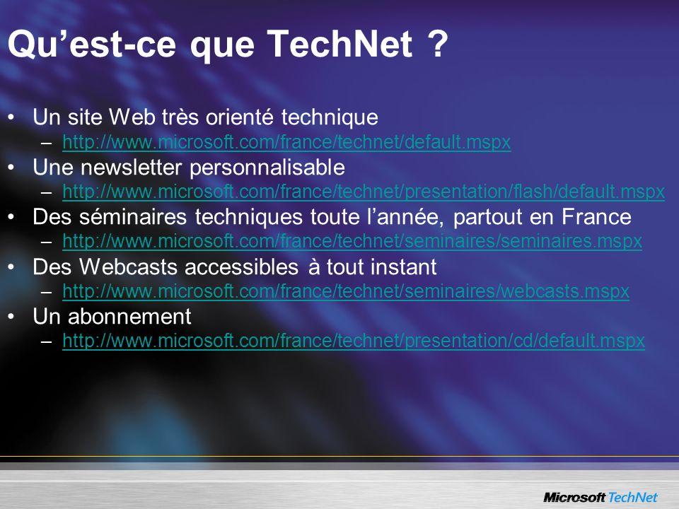 Pour en savoir plus http://www.microsoft.com/sbs http://www.microsoft.com/france/sbserver