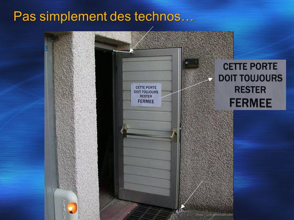 Architecture sécurisée PersonnesAdmin.de lEntreprise Admin.