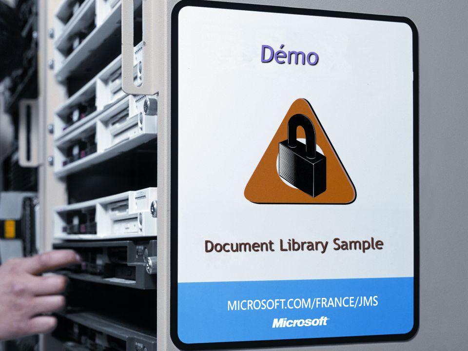 Démo Document Library Sample