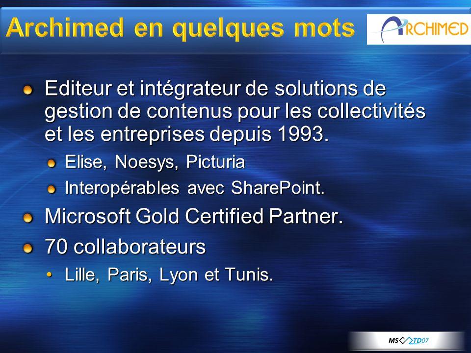 Editeur et intégrateur de solutions de gestion de contenus pour les collectivités et les entreprises depuis 1993. Elise, Noesys, Picturia Interopérabl