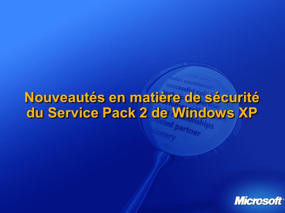 Sommaire Motivation Les 4 grands axes : Protection réseau Navigation Internet Messagerie et messagerie instantanée Protection mémoire Autres améliorations Préinstallation OPK de Windows XP