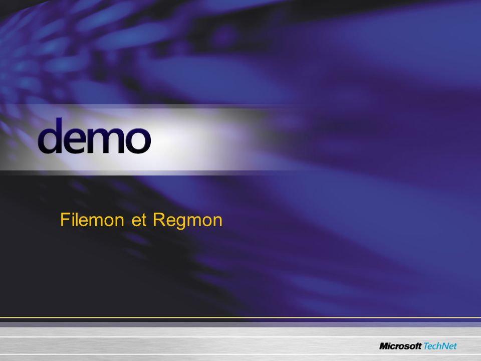 Filemon et Regmon