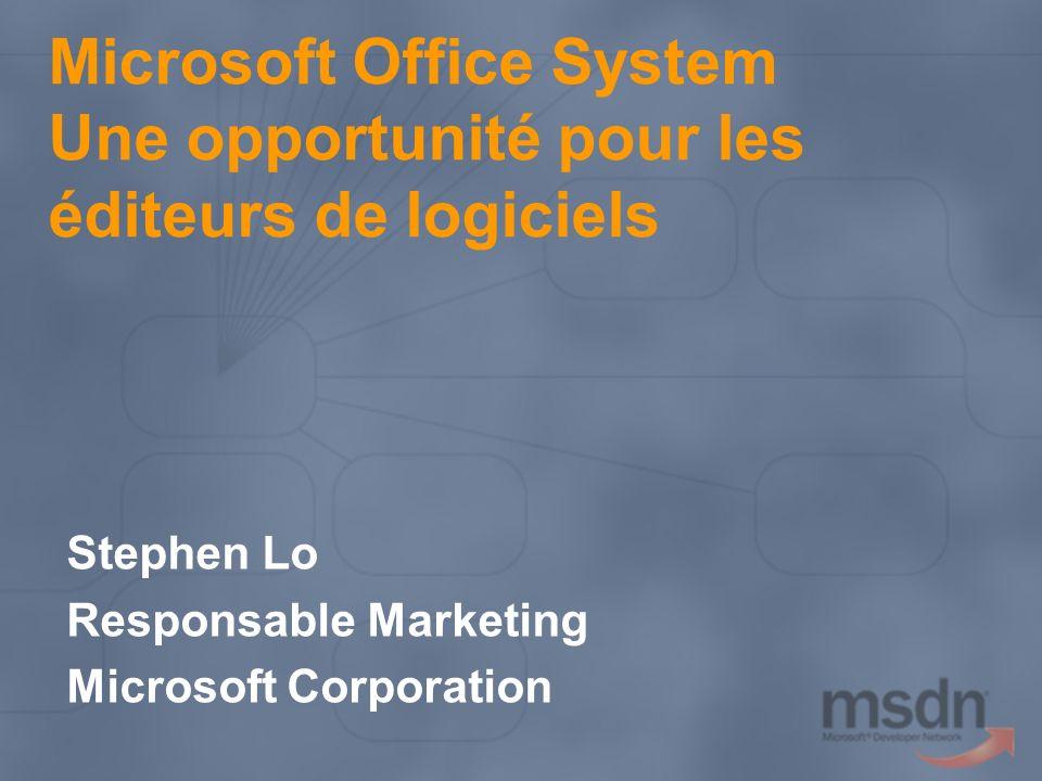 « Microsoft tient ses promesses avec la technologie.Net.