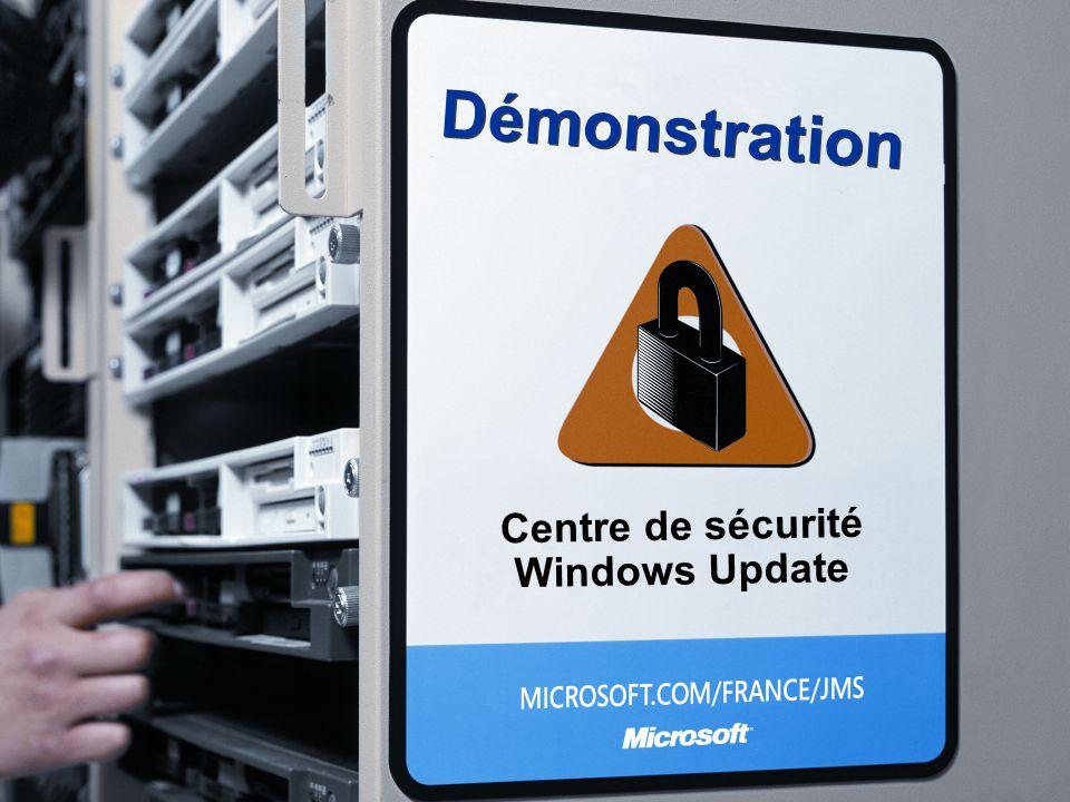 Compléments CD Vista Sécurité Présentation complète 23 démonstrations enregistrées … Annexe de cette présentation (150 diapositives), téléchargeable en ligne