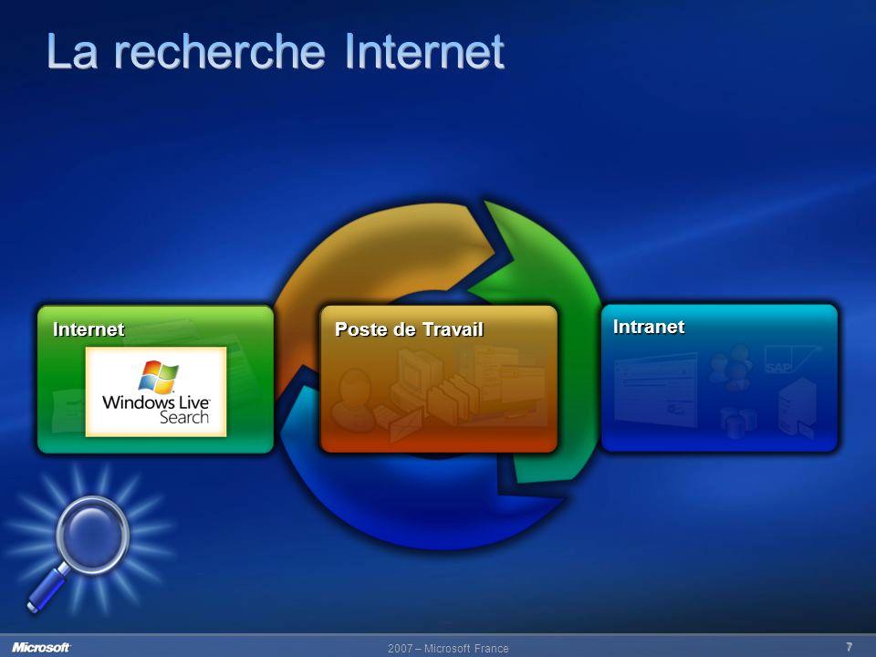 2007 – Microsoft France 28
