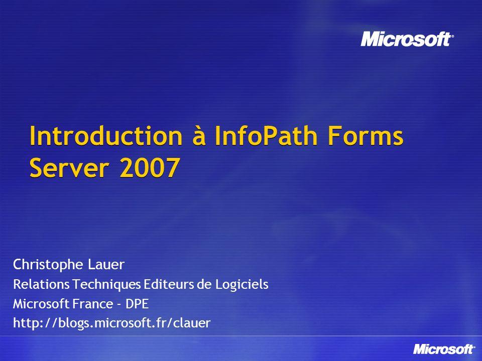 Utilisation des formulaires en mode Web 03