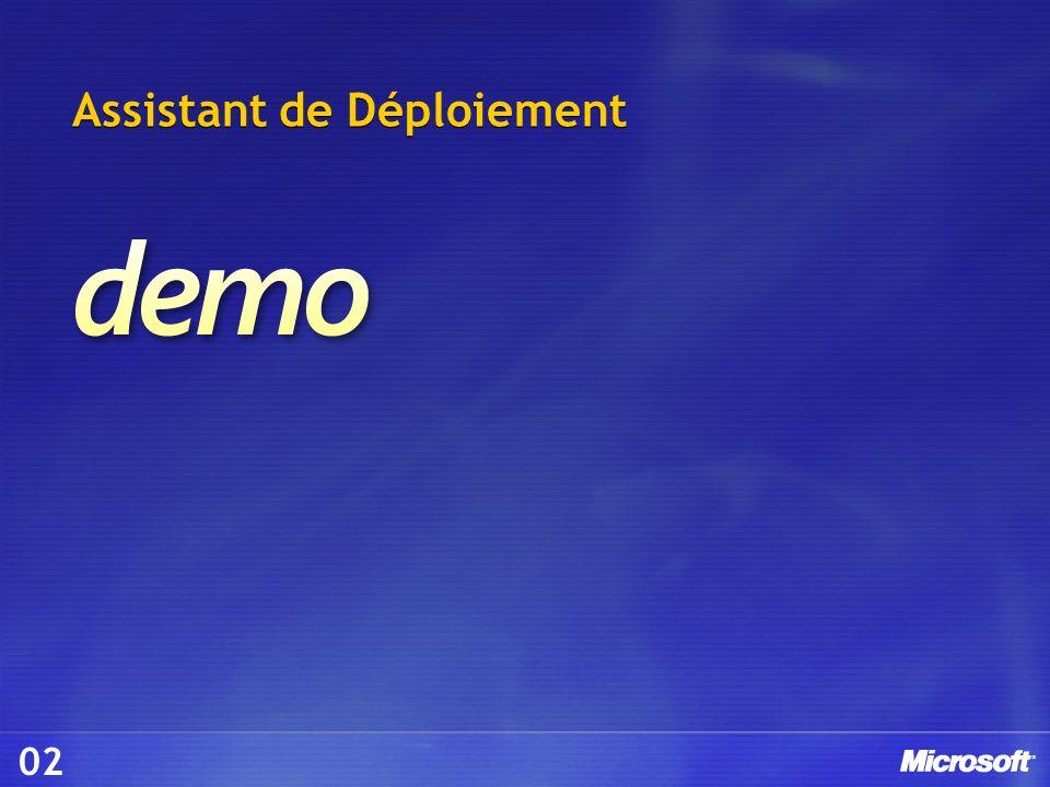 Assistant de Déploiement 02