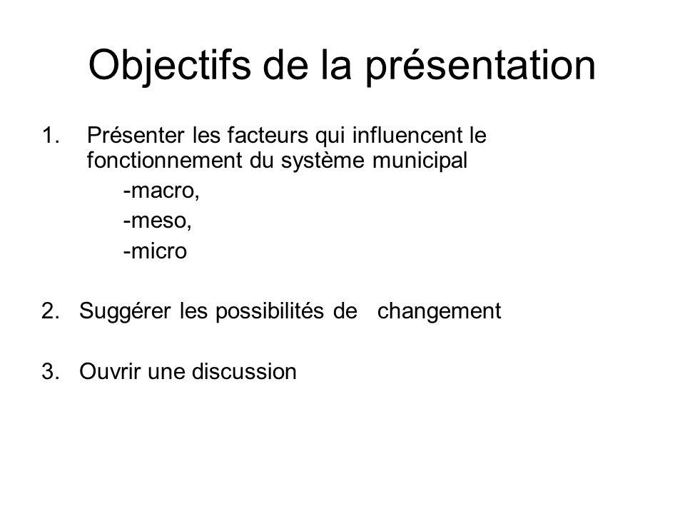 MACRO A.Système de gouvernement 1.