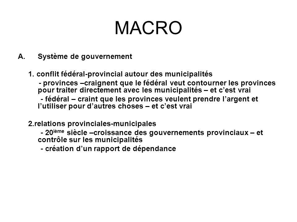 MACRO B.Mondialisation - le réseautage des usagers – quel impact.