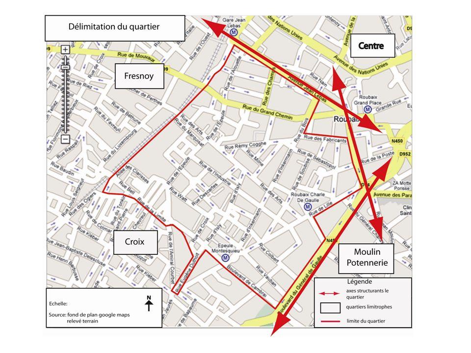Les rues prioritaires sont : Rue de lEpeule : Problèmes : Carrefours dangereux : Epeule/Industrie, Epeule/Watt, Epeule/Arts, Epeule/Grand Chemin, Epeule/Montesquieu Parking Vandermeiren.