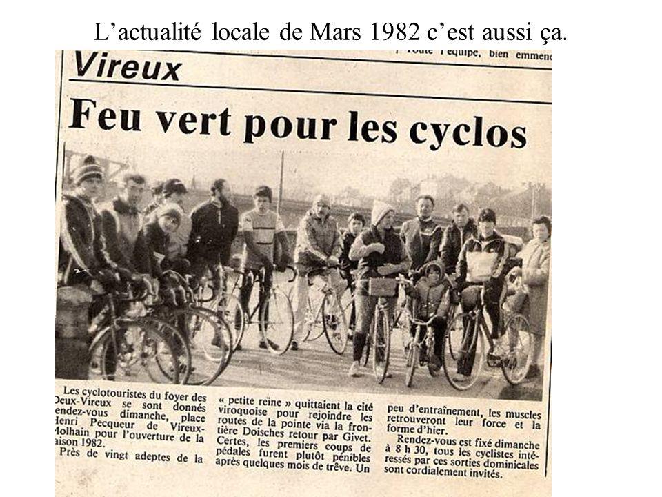 LArdennais du Jeudi 18 Mars 1982