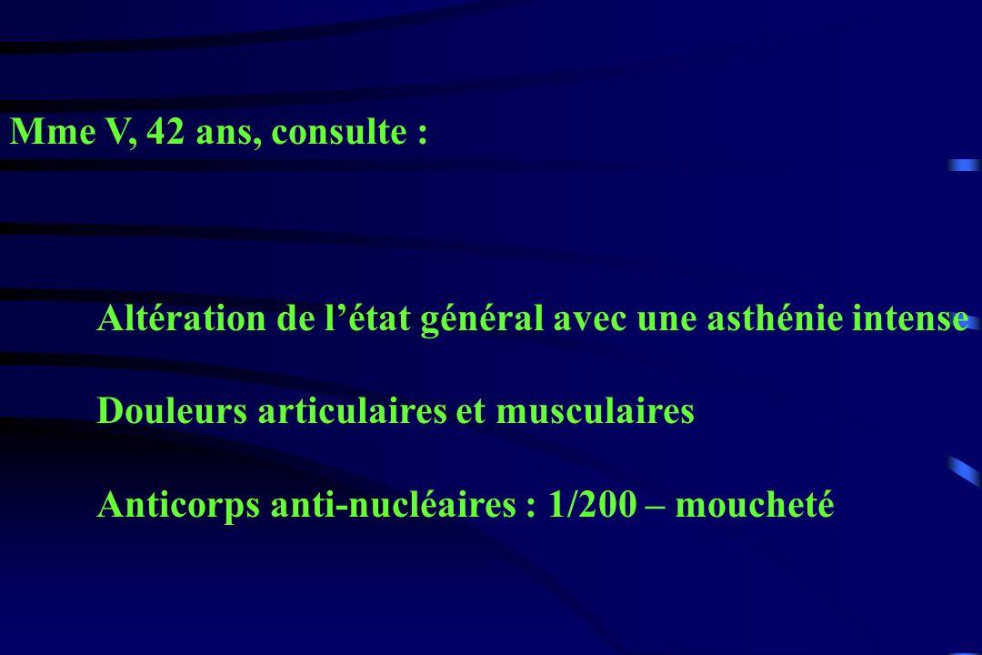 ASTHENIE : Organique ou Psychogène .