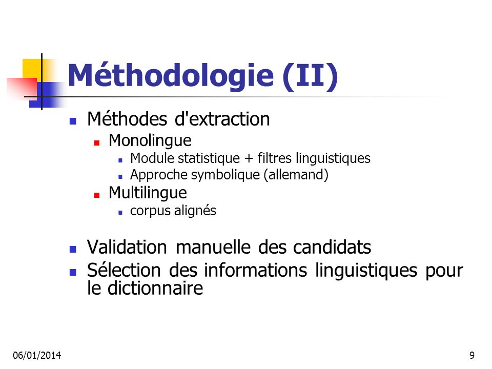 Exemple le complément indirect précise la portée.
