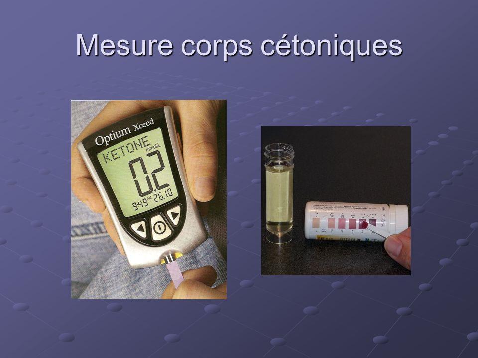Avantages cétonémie capillaire Diagnostic de cétose plus rapide