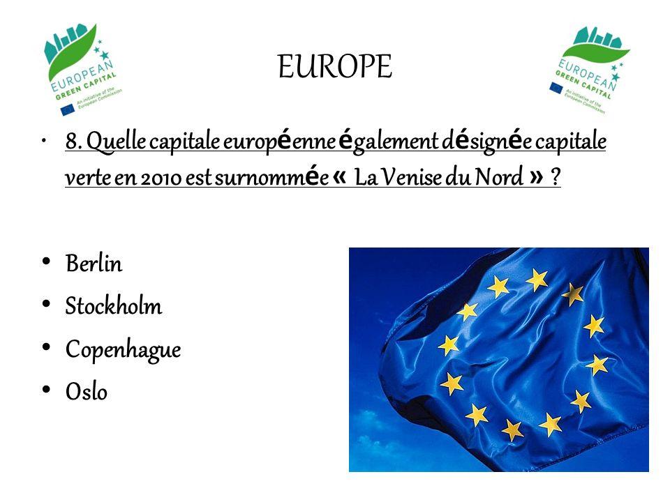 EUROPE 8.