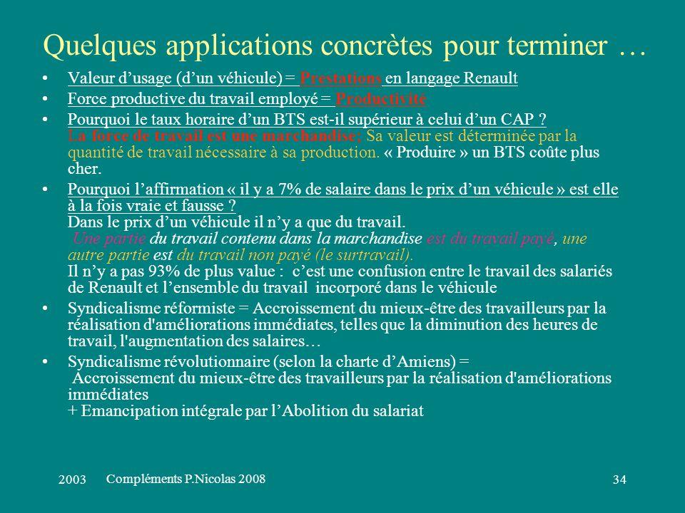 200333 Maintenant, vous maîtrisez certainement les concepts nécessaires pour comprendre la « charte dAmiens », texte fondateur du syndicalisme CGT en