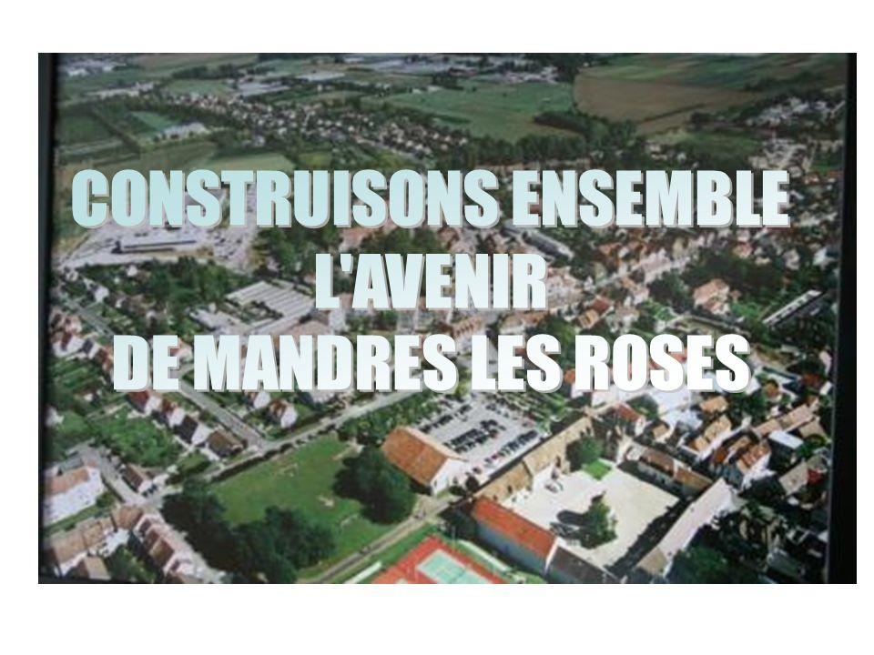 Une liste citoyenne Élection municipale 9 Mars 2008 à Mandres les Roses AUTOUR DE JEAN-BRICE de BARY