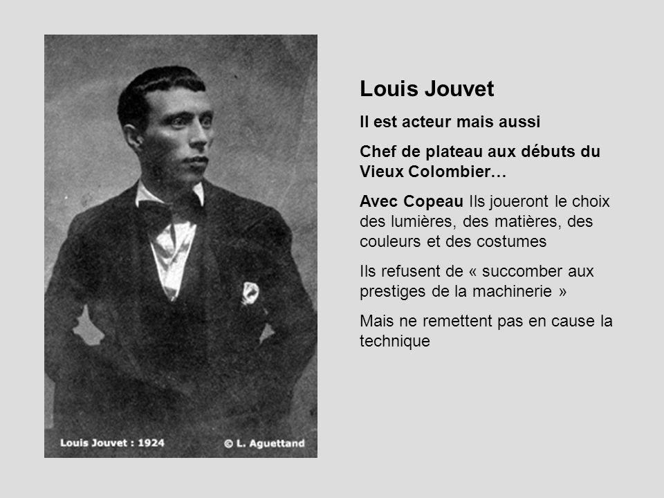 Jacques Copeau en Italie. (Sans date)