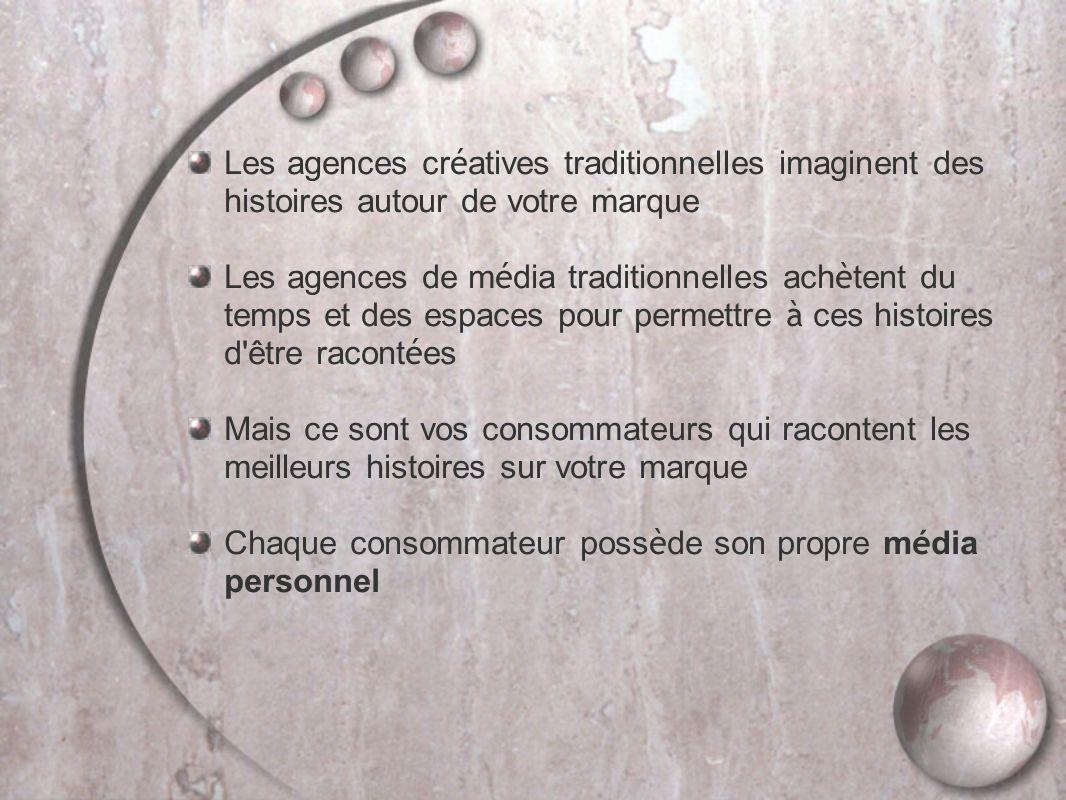 Le marketing 2.0 demande avant tout de la communication et non de la publicit é Le temps est la devise la plus valable et non l argent.