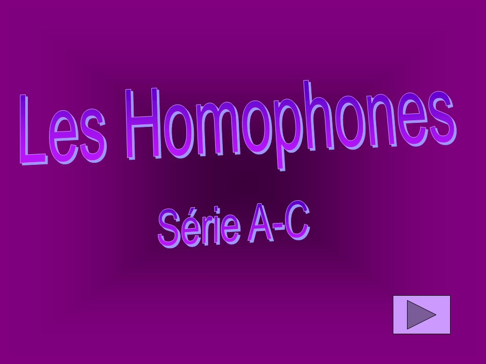 Homoph maire2 maire