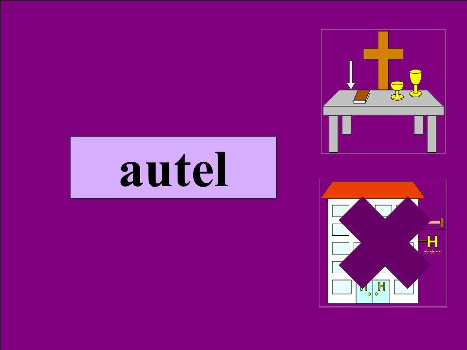 Homoph autel2 autel